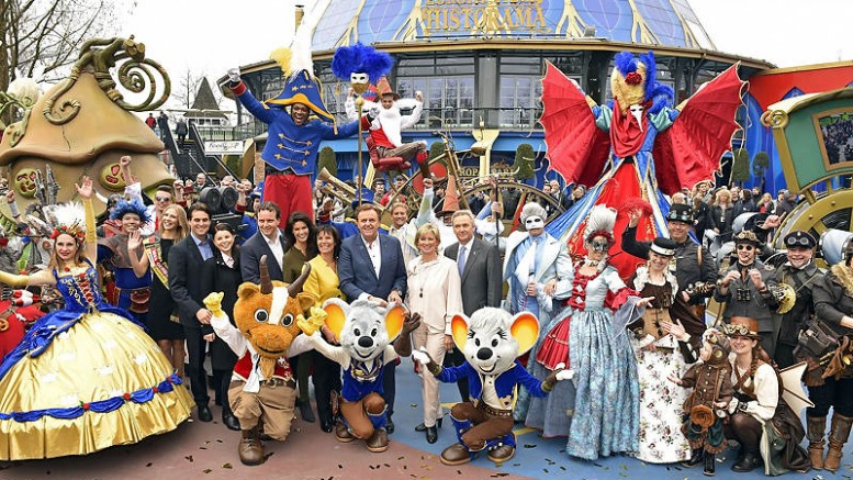 Europa-Park Resort - 40 Jahre Parade