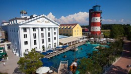 Europa Park Resort - Bell Rock