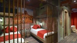 Gardaland Adventure Hotel - Wild West Adventure Zimmer