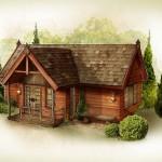 Efteling Loonsche Land Ferienhaus Wald 6 + 12 Personen