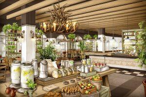 Ferienpark Efteling Loonsche Land - Restaurant De Proeftuyn