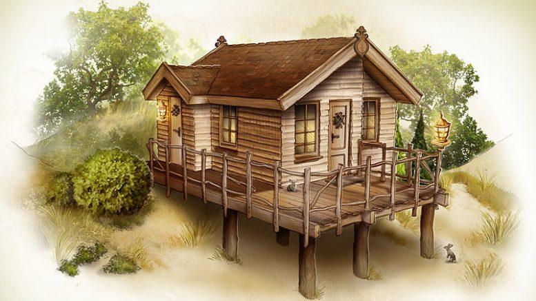 Ferienpark Efteling Loonsche Land - Themenzimmer Baumkrone