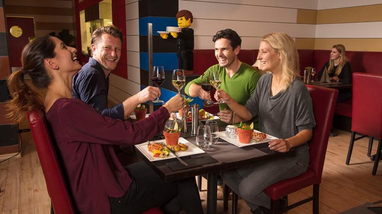 Kleine Auszeit für Erwachsene zur Winter-Zeit im Legoland Deutschland